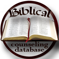 Biblical Counseling Database